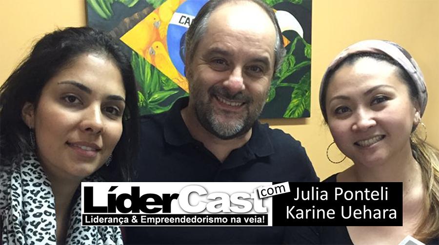 LíderCast 055 – Julia e Karine