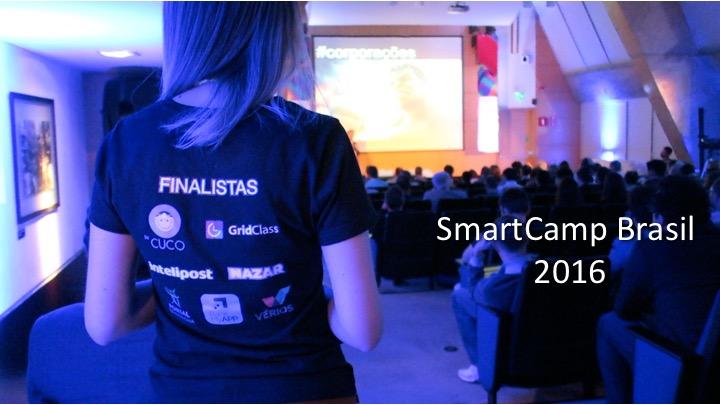 SmartCamp: as startups transformam o mundo