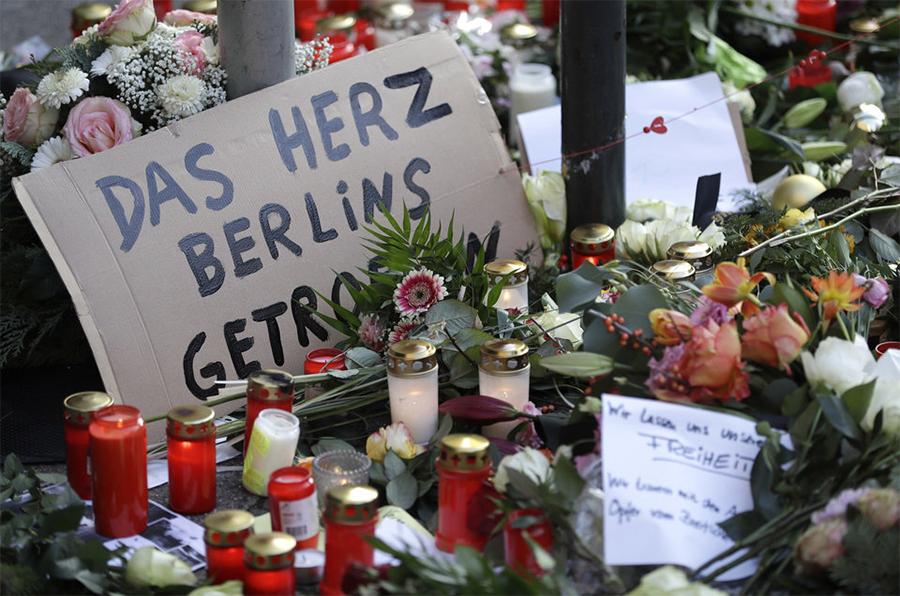 Como uma vela em Berlim
