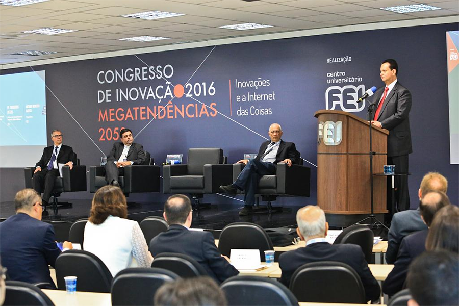 O Brasil e a Indústria 4.0