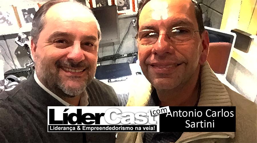 LíderCast 065 – Antonio Carlos Sartini