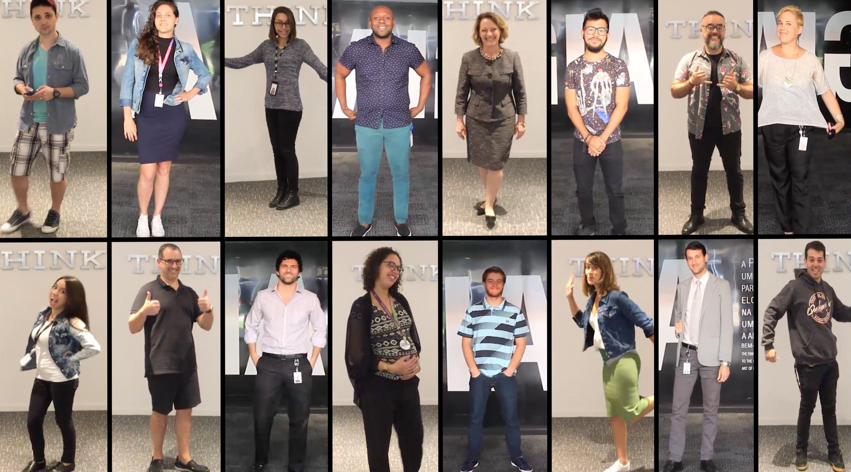 O dia em que a IBM Brasil vestiu bermuda e adotou o desconfiômetro