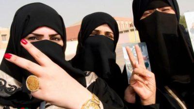 Intercâmbio na Arábia Saudita? Petrodólares, burkhas e um diploma de presente