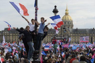 Por que os franceses estão mais fudidos do que nós?