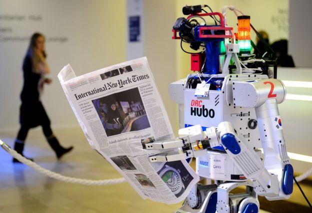 Você e os robôs no mercado de trabalho do futuro