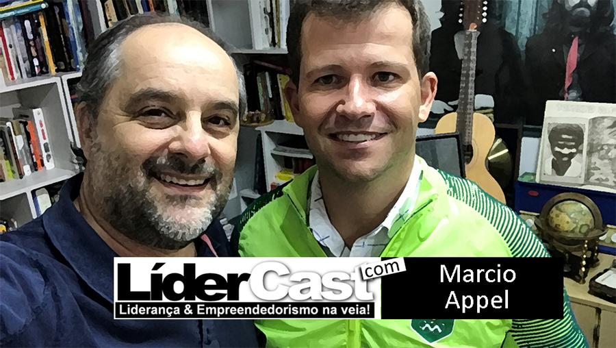 LíderCast 079 Marcio Appel