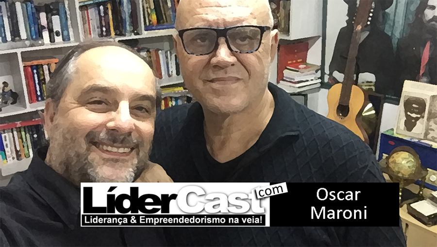 LíderCast 072 Oscar Maroni
