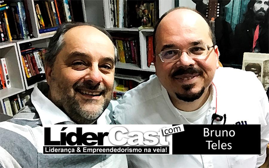 LíderCast 89 – Bruno Teles