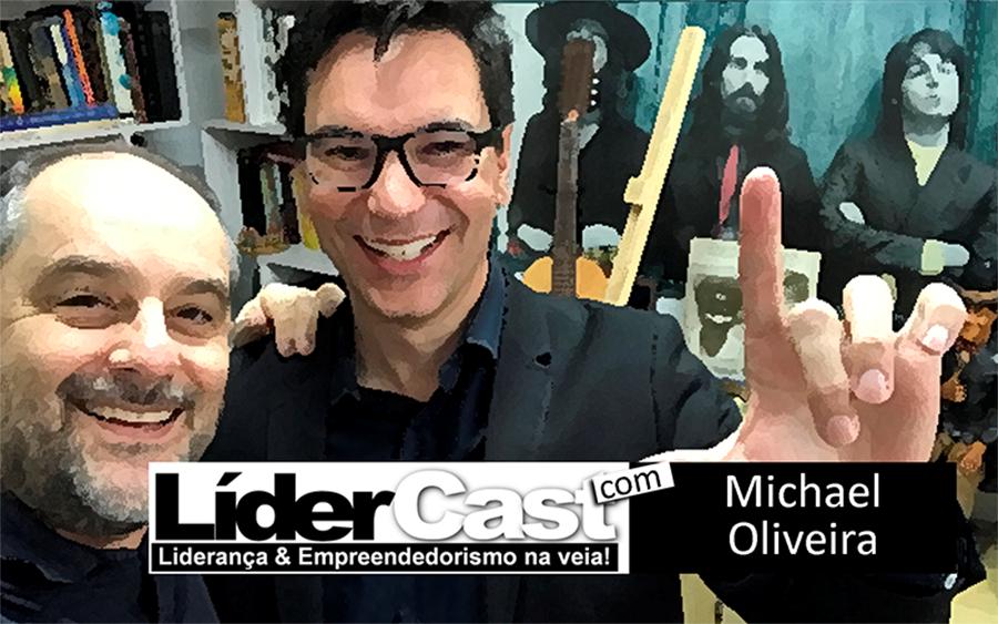 LíderCast 97 – Michael Oliveira