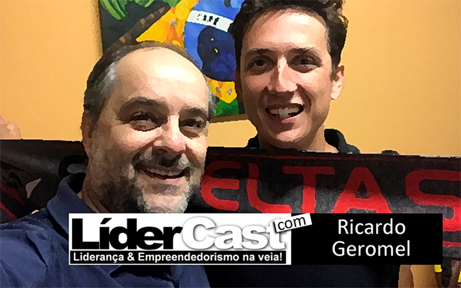 LíderCast 96 – Ricardo Geromel