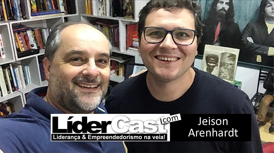 LíderCast 105 – Jeison Arenhardt