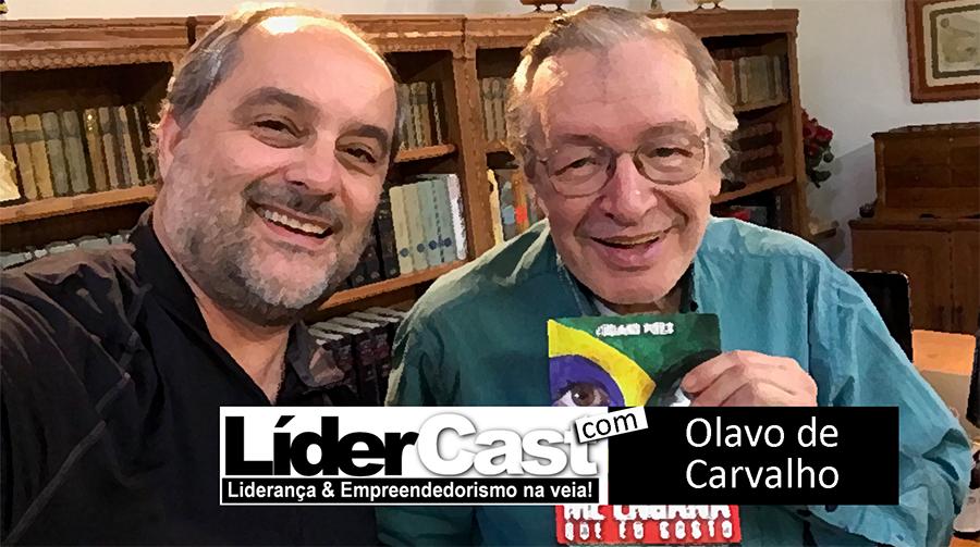 LíderCast 098 – Olavo de Carvalho