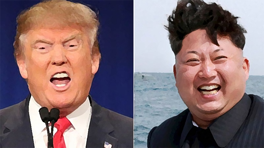 Trump e Coreia do Norte: diplomacia com testosterona