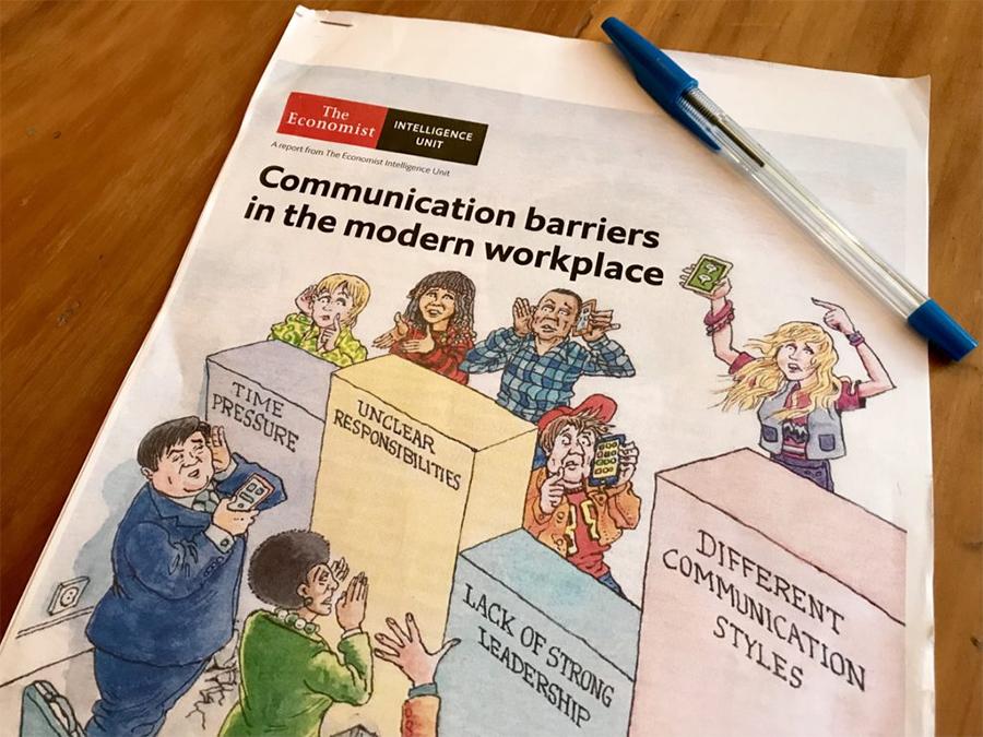 As causas e efeitos das barreiras de comunicação no trabalho