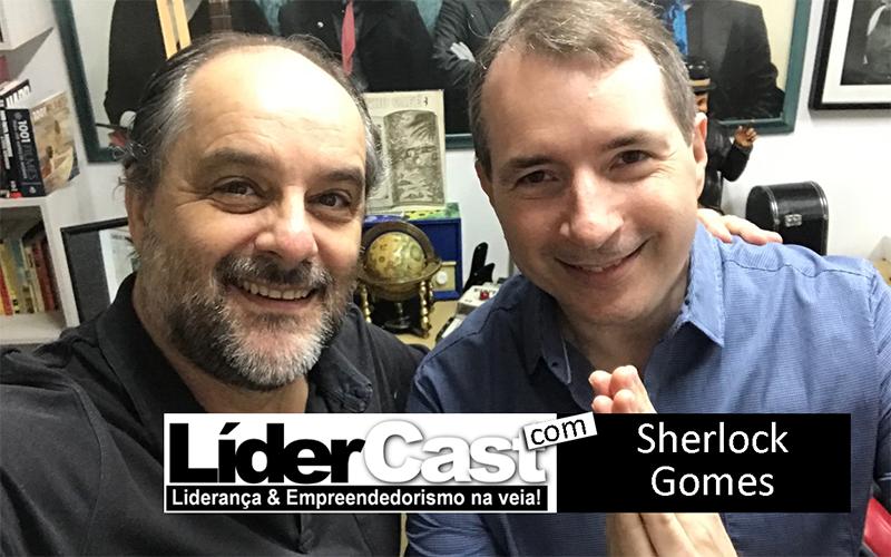 LíderCast 147 – Sherlock Gomes