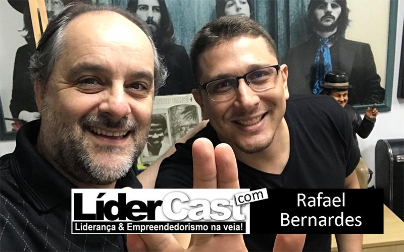 LíderCast 153 – Rafael Bernardes