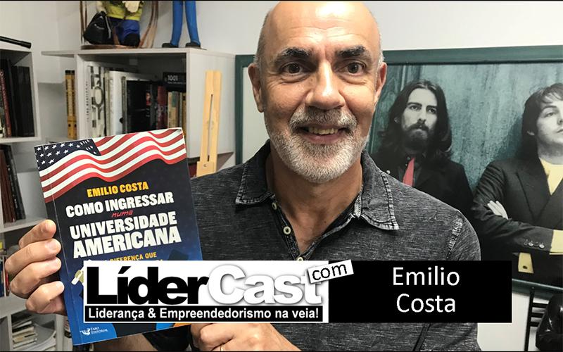 LíderCast 155 – Emilio Dantas Costa