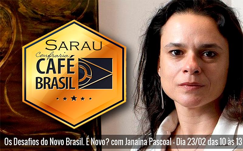 Café Brasil 654 – Sarau Café Brasil III