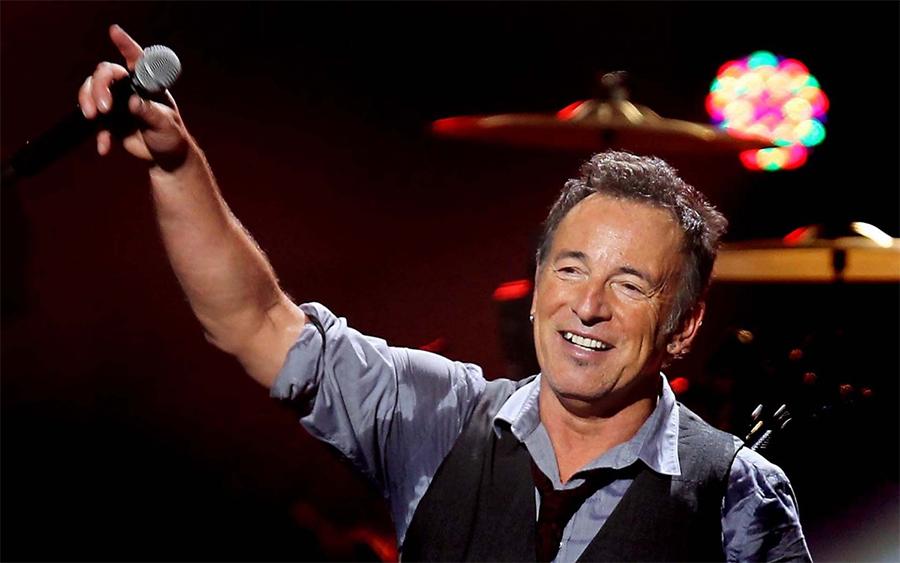 O Rock, Bruce Springsteen e uma lição sobre liderança!