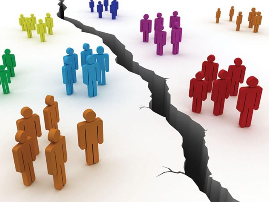 A quem interessa a divisão da sociedade?