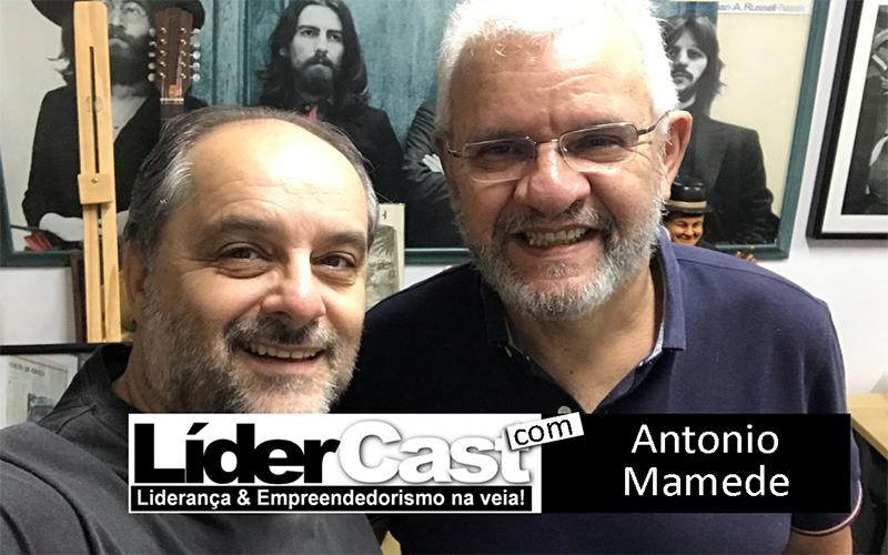 LíderCast 183 – Antonio Mamede