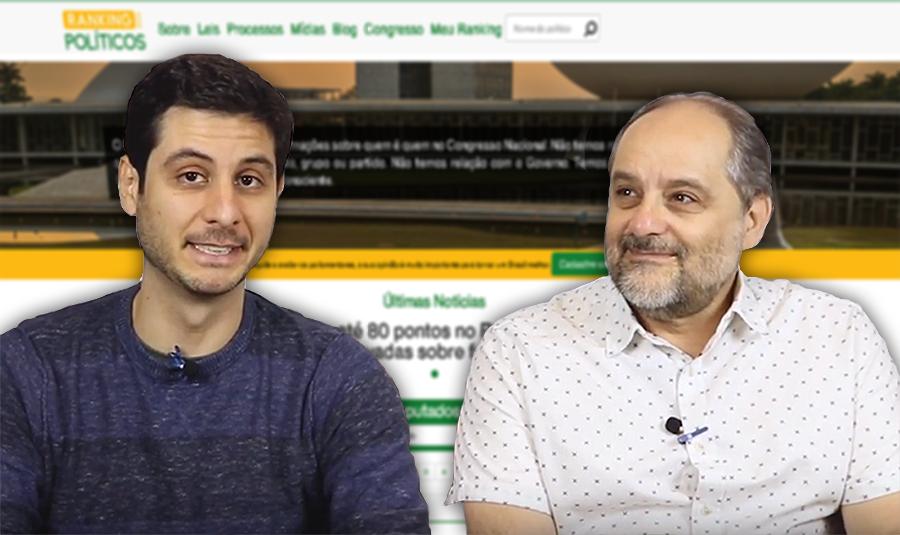 Café Brasil 685 – Entrevista no Ranking dos Políticos