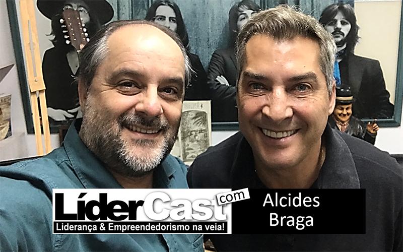 LíderCast 190 – Alcides Braga