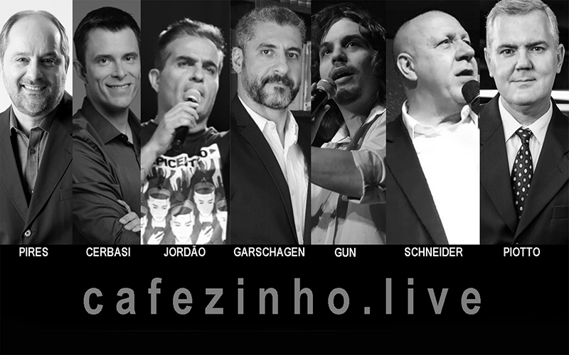 Imagem referente à: Cafezinho Live
