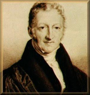 A atualidade de Malthus