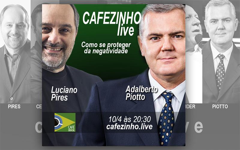 Café Brasil 716 – Cafezinho Live com Adalberto Piotto