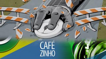 Cafezinho 293 – Democracia da porta pra fora.