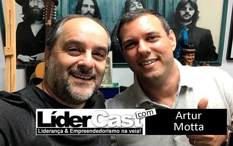 LíderCast 164 – Artur Motta