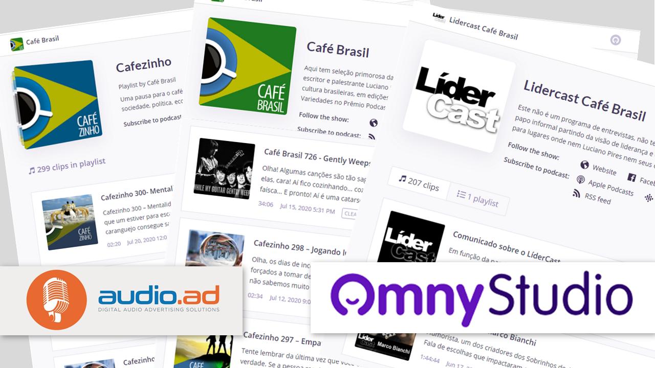 Imagem referente à: Comunicado Café Brasil e Omnystudio