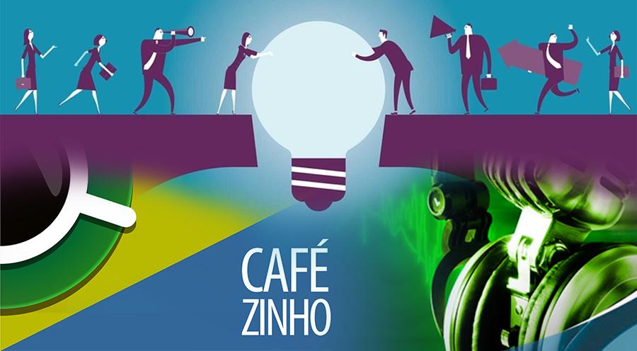 Imagem referente à: Cafezinho 296 – Conhecimento ao seu alcance