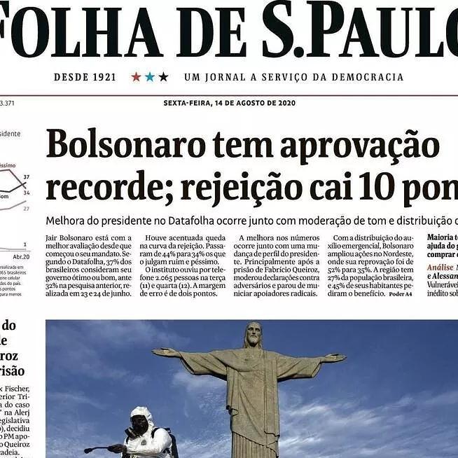 Por que o Bolsonaro cresce na pandemia?