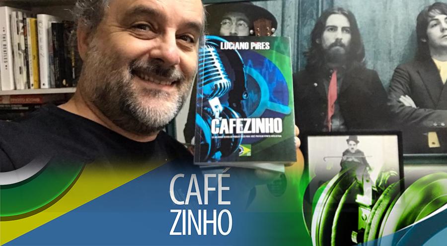 Cafezinho 312 – Cafezinho – O livro
