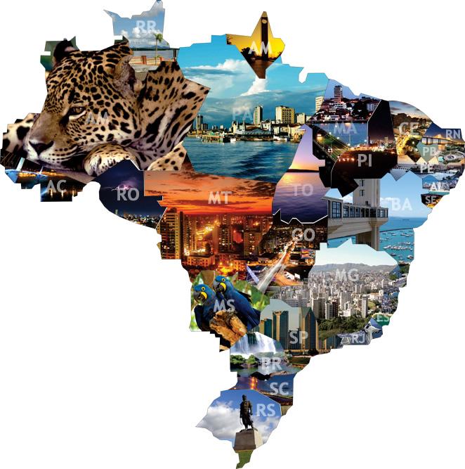 O turismo e a economia
