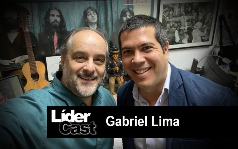 Imagem referente à: LíderCast 209 – Gabriel Lima