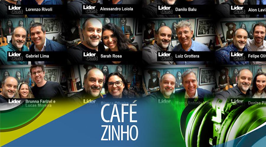 Cafezinho 328 – Lídercast Temporada 16