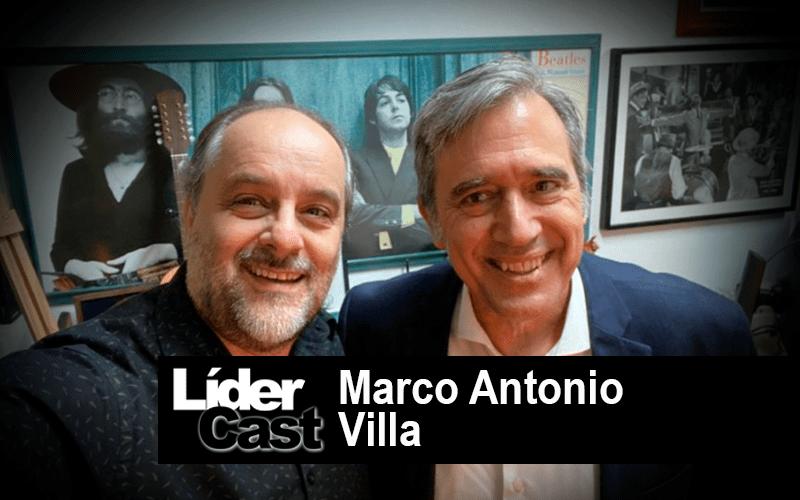 Imagem referente à: LíderCast 215 – Marco Antonio Villa