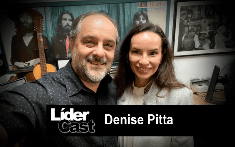 Imagem referente à: LíderCast 216 – Denise Pitta