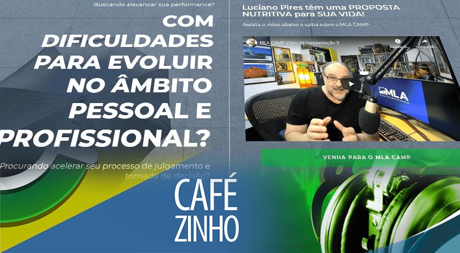 Cafezinho 330 – O MLA CAMP