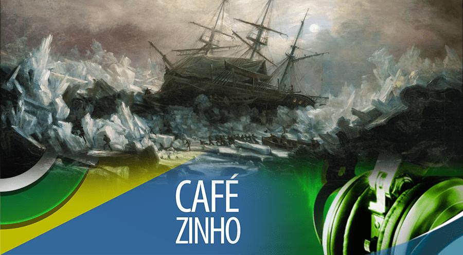 Imagem referente à: Cafezinho 337 – Erebus e Terror