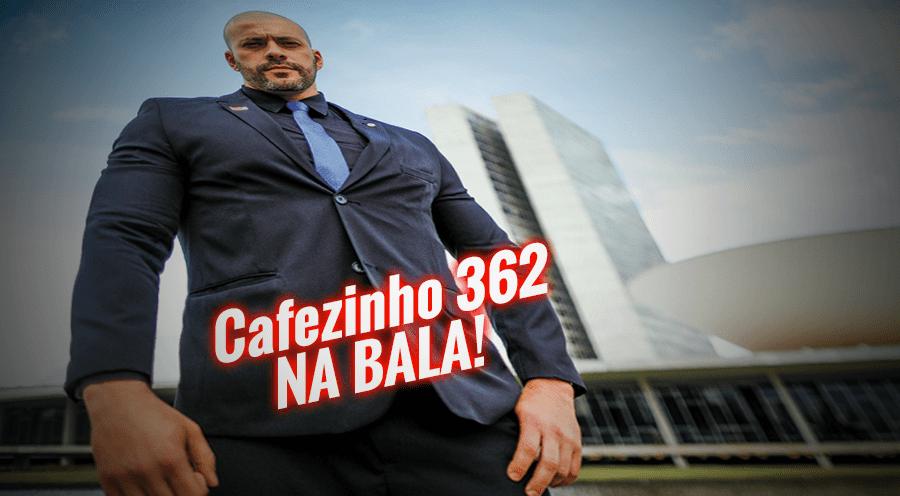 Imagem referente à: Cafezinho 362 – Na bala!