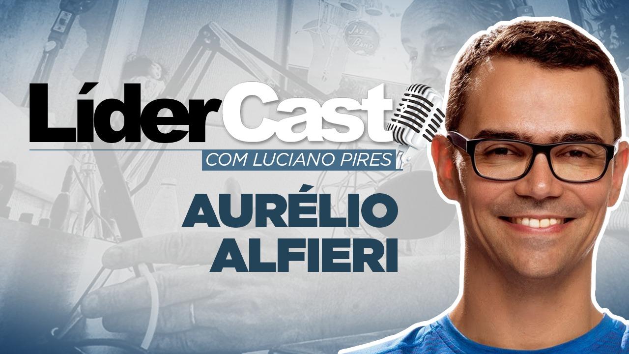 Imagem referente à: Café Brasil 771 – LíderCast Aurelio Alfieri