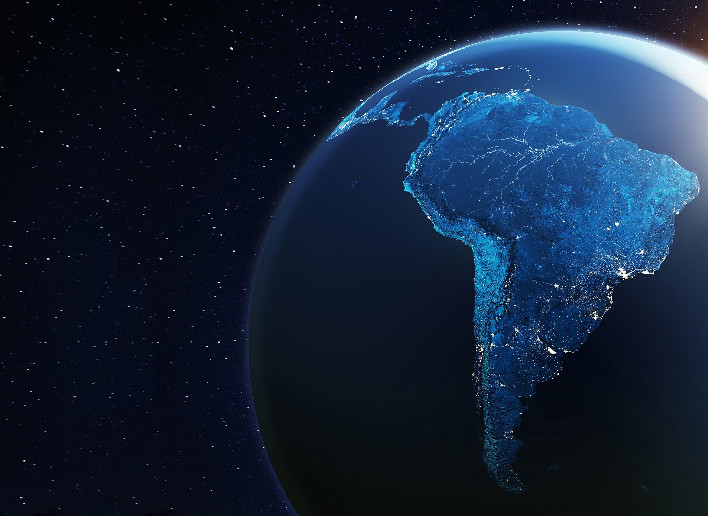 Continente dividido