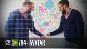 Café Brasil 784 – Avatar