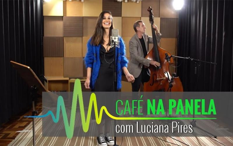 Imagem referente à: Café na Panela – Luciana Pires